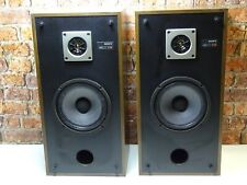 Pair Of Sony SS-E30 Vintage Hi Fi Floor Standing Or Bookshelf Use Loud Speakers