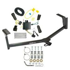 Trailer Tow Hitch For 13-20 Ford Fusion Except Sport w/ Wiring Harness Kit
