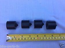 Honda XL125 CB450 CB400 CB125 XL100 CT125 ST90 four 4 High Quality seat rubbers