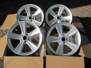 18 inch wheels rims fit BMW F10 F12 F13 F06 F30 F32 E90 E46 128 style 5x120