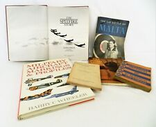 More details for x6 ww2 aircraft book spitfire story british raf middle east air battle malta
