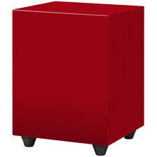 PRO-JECT SUB BOX 50 SUB-WOOFER ATTIVO RED NUOVO GARANZIA ITALIA
