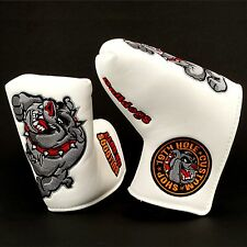 New Bulldog Putter Headcover to Scotty Cameron Fastback Squareback GoLo Newport