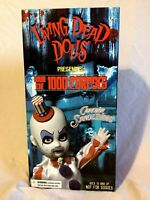 Living Dead Dolls House of 1000 Corpses Captain Spaulding Doll by Mezco