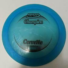Innova Blue Champion Corvette Disc Golf Distance Driver 167g
