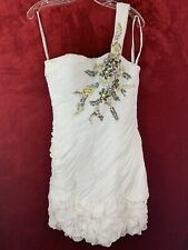 Tony Bowls Prom/evening/wedding  One Shoulder Dress Size 6 Excellent Condition