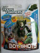 Transformers Bot Shots Super Bot 003 Megatron Clear Transparent Variant