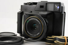 ? Beste Mint ? FUJI GS645S Pro 60mm F/4 Mittelformat Kamera + Kapuze Kappe Aus