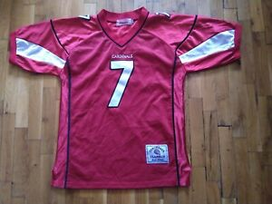 Matt Leinart #7 NFL Arizona Cardinals jerseyThrow Back clacics stitched XL youth