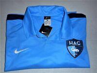 Maillot Nike Football Havre Athlétic Club  HAC  2012-2013 Manche longue Bleu
