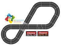 Carrera Digital124/132-Evolution-Exclusiv 6,90 m Strecke NEUWARE!