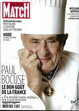 PARIS MATCH n°3585 25/01/2018 Paul Bocuse_Notre-Dame-des-Landes_Intelligence Art