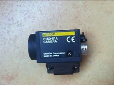 Used Omron F150-S1A CCD Camera module Tested