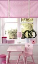 KIDS CONCEPT Raffrollo / Rollgardine mit Sternen rosa 140 x 100 cm NEU