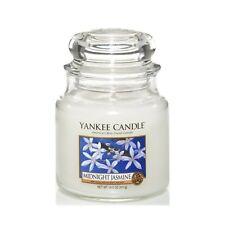 YANKEE CANDLE MEDIUM JAR (GIARA MEDIA) MIDNIGHT JASMINE gr 411 65/90 ORE