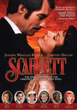 Scarlett (DVD, 2017) Sequel to Gone With The Wind ~ Timothy Dalton NEW, SEALED!