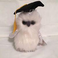 TY Beanie Baby - CLASS of 2004 Graduation Owl - Pristine w/ Mint Tags -RETIRED