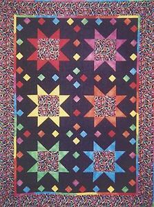 Art 101 quilt pattern bySandi Irish of  Irish Chain Quilt Designs