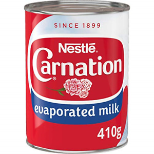 Nestl� Carnation Evaporated Milk, 410 g Pack of 12