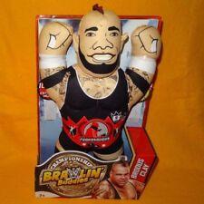 WWF/WWE Plush Wrestling Action Figures