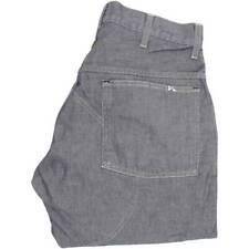 G-Star Elwood Men Blue Straight Regular Jeans W34 L33 (48621)