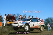DIDIER AURIOL TOYOTA COROLLA il WRC Rally Argentina 1999 fotografia 1