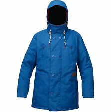 ANALOG Men's COMMODORE Snow Jacket - True Blue - Large - NWT