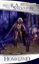Legend of Drizzt #1 / Dark Elf Trilogy #1: Homeland by R. A. Salvatore (MM PB)