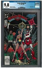 WONDER WOMAN #25 CGC 9.8 #25 (1988)  DC Comics white pages