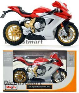 Maisto 01:12 de aleaci/ón Modelo de la Motocicleta de Juguete Moto Ninja H2R CBR600RR YZF-R1 de la Motocicleta Que compite con Modelos de Coches Coches Juguetes for los ni/ños Color : Light Green
