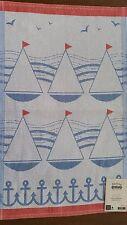 "100% Cotton Seglats Towel 16"" x 24"" by Ekelund"