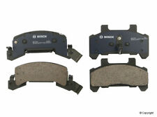 Bosch QuietCast Disc Brake Pad fits 1980-1991 Pontiac Grand Am Sunbird Phoenix