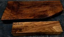 Turkish Walnut Shotgun Blank - Rifle Blank - Gun Stock wood 2-450 Luxus Walnut