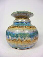 Southwestern Pottery Small Vase Signed