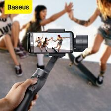 Baseus 3-Axis Handheld Smartphone Cinematic Stabiliser Gimbal for iPhone Samsung