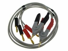 Hq Lcr Meter Cable With 4 Banana Plug Connectors Kelvin Clip Smd