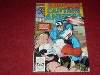 [ Bd Marvel Comics USA] Captain America #378-1990