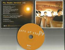 JARS OF CLAY Fly RARE RADIO VERSION PROMO DJ CD Single 2002 USA