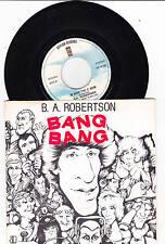 B.A. Robertson - Bang Bang