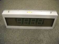 """AMERICAN LED-GIBLE SO-5682-004 4-DIGIT DISPLAY PANEL 6.5"""" DIGITS NEW CONDITION"""