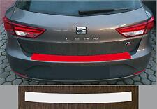 pellicola di protezione vernice paraurti trasparente Seat Leon ST Familiare,