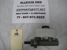 NEW JEEP BRAKE MASTER CYLINDER WRANGLER TJ 1997-2006, BRAND NEW WITH CAP 4798157