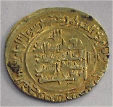 GOLD DINAR GHAZNAVID  EMPIRE COIN MAHMUD 994 AD