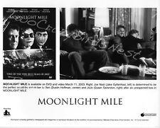 Cast of Moonlight Mile 8x10 B&W Photo