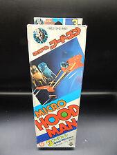 vintage Microman HOODMAN Kit Machine 3 vehicle Takara micronauts 1978 Japan MIB