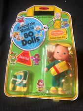 1982 Remco Mexico Around the World in 80 Dolls Holland Doll Nip