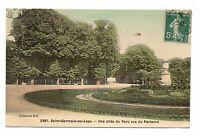 78 - cpa - ST GERMAIN EN LAYE - Une allée du parc  (C1853)