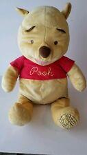 "Disney Winnie The Pooh Large Plush Stuffed Bear 80 Years Of Friendship 24"""
