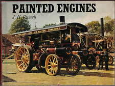 Painted Engines by Russell Traction Engines - Burrell Fowler Ruston-Proctor +