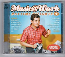 (GY508) Music At Work, Daytime Delights 4, 40 tracks - 2003 double CD